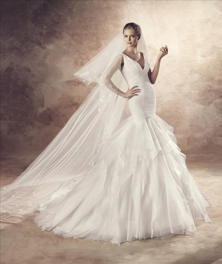 Reinigen bruidsjurk